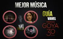 Camino a los Goya 2016: mejor música original