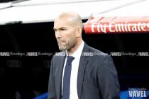 """Zidane: """"Cuando llevas la camiseta del Real Madrid, solo vale ganar"""""""