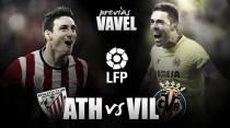 Athletic Club - Villarreal: para viejos, los deseos