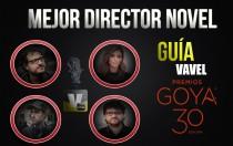 Camino a los Goya 2016: mejor dirección novel