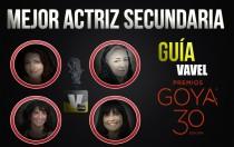 Camino a los Goya 2016: mejor actriz secundaria
