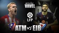 Atlético de Madrid – Eibar: devolver la sonrisa al Calderón