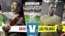 Rayo Vallecano vs Las Palmas en vivo y en directo online