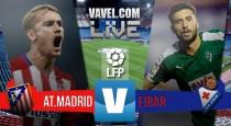 Resultado Atlético de Madrid - Eibar en Liga (3-1)