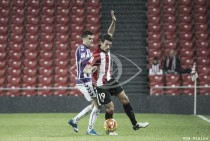 Buen debut de Vesga con el Athletic