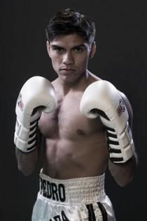 Pedro Guevara, ansioso por obtener la victoria