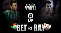 Real Betis - Rayo Vallecano: en febrero también hay finales