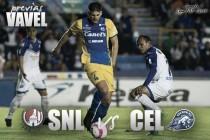 Previa Atlético de San Luis - Celaya: Debut copero en la Huasteca