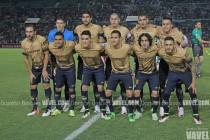 El medio campo de Pumas en el Clausura 2016