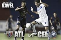 Previa Celaya - Atlante: lucha por las semifinales