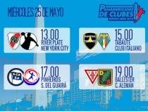 Panamericano de Clubes: Todo confirmado