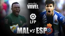 Previa Málaga CF - RCD Espanyol: hacia la tranquilidad