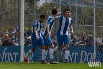 El Espanyol B hace descarrilar al Llosetense