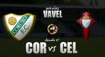 Coruxo FC - Celta de Vigo B: la tranquilidad llega al Vao