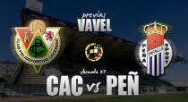 CP Cacereño - Peña Sport: última opción ante un descendido