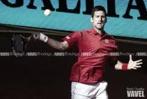 Djokovic se da un festín