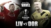 Previa Liverpool - Borussia Dortmund: solo uno caminará