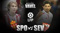 Sporting – Sevilla: rival herido, pero no muerto