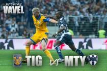 Previa Tigres - Rayados Monterrey: a dar el primer golpe