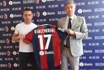 """Bologna, si presenta Giaccherini: """"Voglio tornare in nazionale"""""""