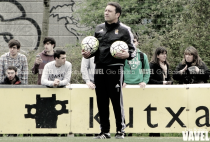 """Eusebio: """"El Málaga es un equipo con mucho ritmo e intensidad"""""""