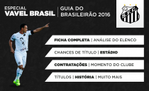 Santos 2016: elenco enxuto e seleção são os maiores problemas na busca pelo Brasileirão
