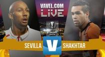 Partido Sevilla vs Shakhtar en vivo en Europa League online (0-0)
