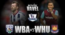 Previa West Brom-West Ham: el duelo del oeste