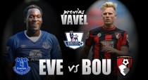 Everton - Bournemouth: temporadas antitéticas pero parecidas