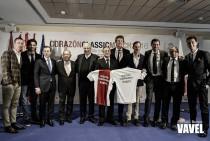 Real Madrid y Ajax presentaron el 'Corazón Classic Match 2016'