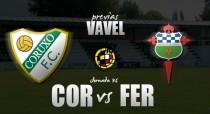 Previa Coruxo FC - Rácing de Ferrol: a rematar la faena