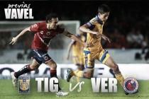 Previa Tigres - Veracruz: en busca de la liguilla