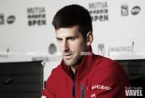 """Novak Djokovic: """"Hay muchas cosas que Tomic debe pensar y mejorar"""""""