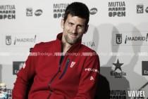 """Novak Djokovic: """"Jugar contra Nadal en tierra siempre es complicado"""""""