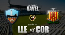 Lleida - UE Cornellà: la cuarta plaza en juego
