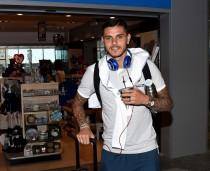 Inter, inizia l'avventura americana