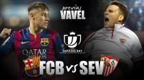 Barcelona - Sevilla: mucho que ganar y poco que perder