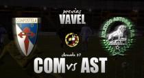 SD Compostela - Atlético Astorga: última oportunidad