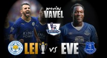 Leicester - Everton: la fiesta de los campeones