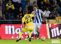 Resultado Real Sociedad vs Villarreal en vivo hoy (0-1)