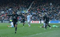 QPR 1-2 Everton: Late Lennon strike secures three points for Toffees