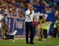 Inter, Mancini dopo il pari con l'Estudiantes