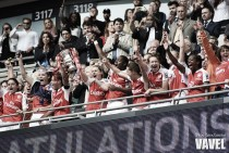 Pedro Losa delighted with Arsenal FA Cup victory