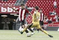 El Athletic se asegura el futuro de Markel Etxeberria y Mikel Vesga