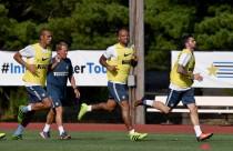 Inter, a Charlotte amichevole di lusso con il Bayern