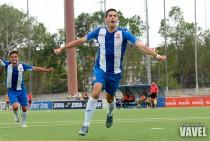 Rivas aportará más pólvora al Espanyol B
