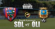 CD Olímpic de Xàtiva - SD Leioa: a un partido de la salvación o el descenso