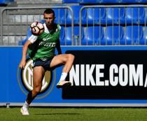 Inter, con il Palermo cambia l'assetto tattico
