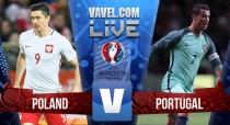 Resultado Polônia x Portugal pela Eurocopa 2016 (1-1;3-5 pens)