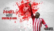 Sporting de Gijón 2015/2016: Ndi, el arrepentido